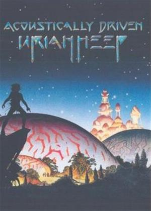 Rent Uriah Heep: Acoustically Driven Online DVD Rental