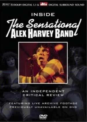 Rent Sensational Alex Harvey Band: Inside Online DVD Rental