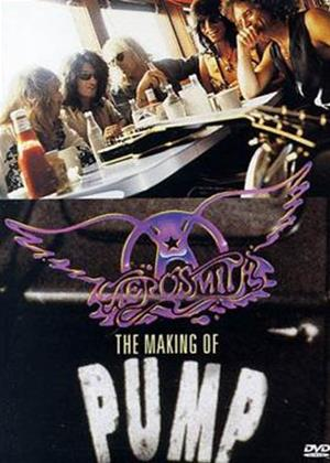 Aerosmith: The Making of Pump Online DVD Rental