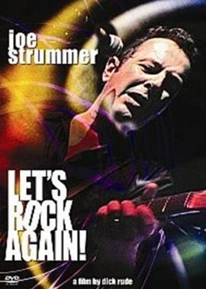 Joe Strummer: Let's Rock Again Online DVD Rental