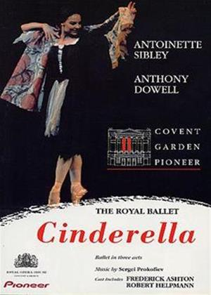 Prokofiev: Cinderella: The Royal Ballet Online DVD Rental
