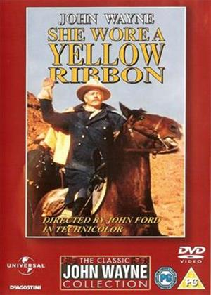 She Wore a Yellow Ribbon Online DVD Rental