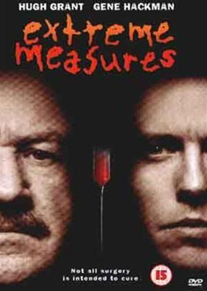 Extreme Measures Online DVD Rental