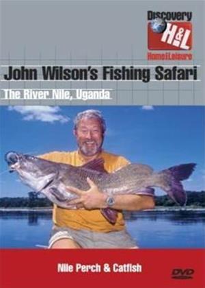 Rent John Wilson's Fishing Safari: Vol.4 Online DVD Rental