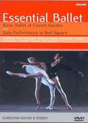 Rent The Kirov Ballet: Essential Ballet Online DVD Rental