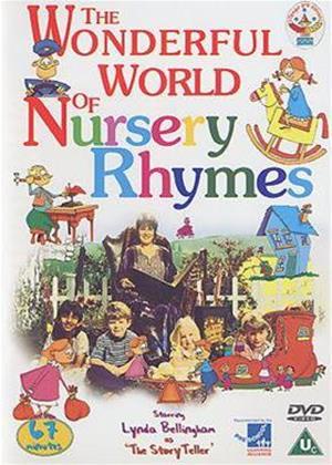 Rent The Wonderful World of Nursery Rhymes Online DVD Rental