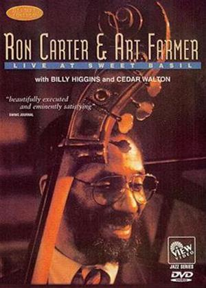 Rent Ron Carter and Art Farmer Online DVD Rental