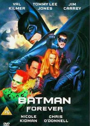 Rent Batman Forever Online DVD Rental