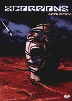 Scorpions: Acoustica Online DVD Rental