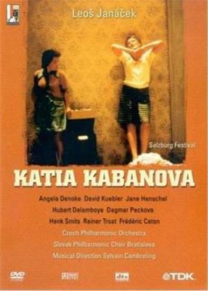 Janacek: Katia Kabanova: Salzburg Festival Online DVD Rental