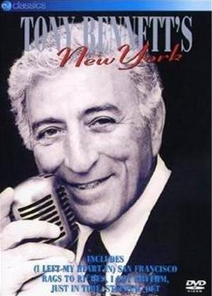 Rent Tony Bennett's New York Online DVD Rental