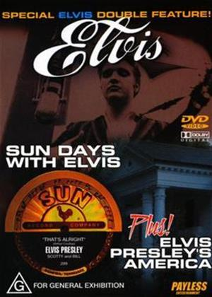 Elvis Presley: Sun Days with Elvis / Elvis Presley's America Online DVD Rental