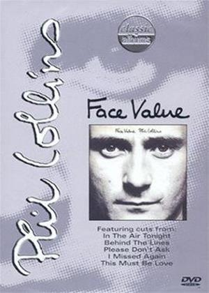 Rent Phil Collins: Face Value Online DVD Rental