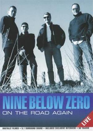 Rent Nine Below Zero: On the Road Again Live! Online DVD Rental