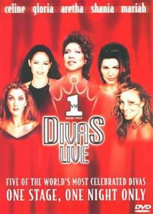 Divas: VH1: Live Online DVD Rental
