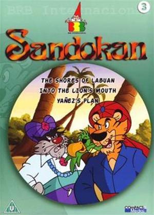 Sandokan: Vol.3 Online DVD Rental