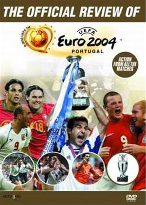 Euro 2004: The Official Review Online DVD Rental