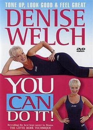 Rent Denise Welch: You Can Do It! Online DVD Rental