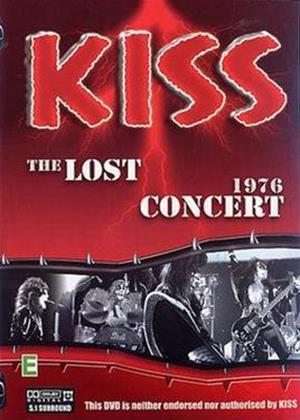 Rent Kiss: The Lost Concert Online DVD Rental