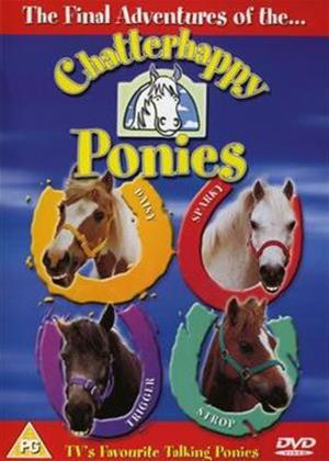 Final Adventures of the Chatterhappy Ponies Online DVD Rental