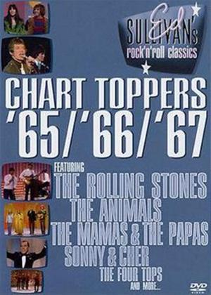 Rent Ed Sullivan: Chart Toppers 65/66/67 Online DVD Rental
