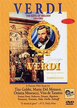 Verdi: The King of Melody Online DVD Rental