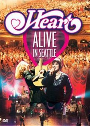 Heart: Alive in Seattle Online DVD Rental