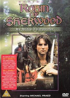 Robin of Sherwood: Series 2 Online DVD Rental