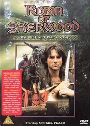 Rent Robin of Sherwood: Series 2 Online DVD Rental