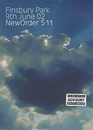New Order: Live in Finsbury Park Online DVD Rental