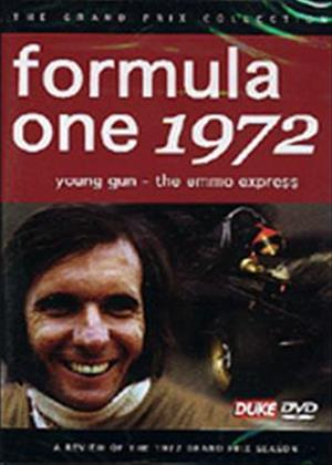 Rent Formula One Review 1972 (F1) Online DVD Rental