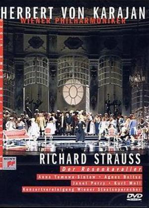 Rent Richard Strauss: Der Rosenkavalier: Herbert Von Karajan Online DVD Rental