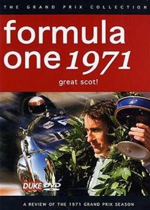 Rent Formula One Review 1971 (F1) Online DVD Rental