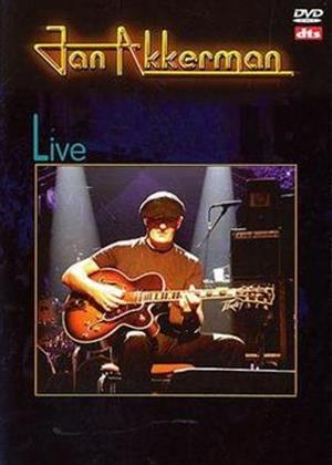 Jan Akkerman Live Online DVD Rental