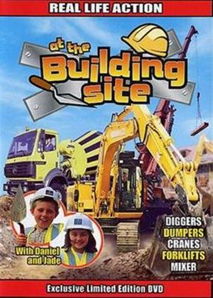 Real Life Action at the Building Site Online DVD Rental