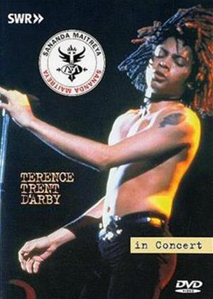 Terence Trent D'Arby: Live in Concert Online DVD Rental