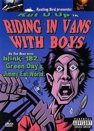 Rent Riding in Vans with Boys Online DVD Rental