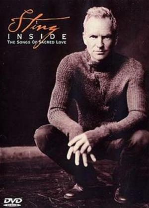 Rent Sting: Inside: The Songs of Sacred Love Online DVD Rental