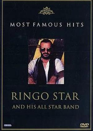 Ringo Starr and His All Starr Band: Most Famous Hits Online DVD Rental
