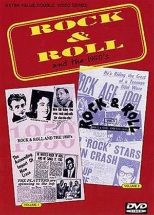 Rent Rock and Roll and the 1950s: Vols. 1 and 2 Online DVD Rental