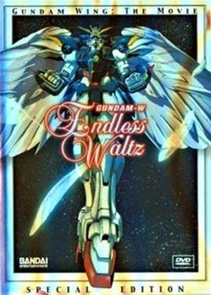 Rent Gundam Wing: Endless Waltz: The Movie Online DVD Rental