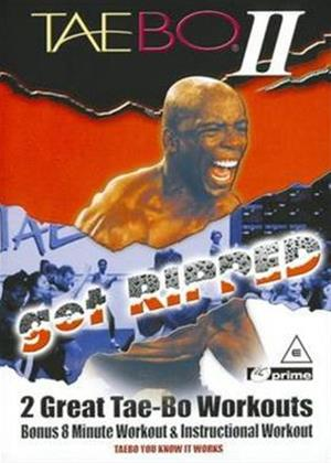 Rent Billy Blanks: Tae Bo: Get Ripped Online DVD Rental