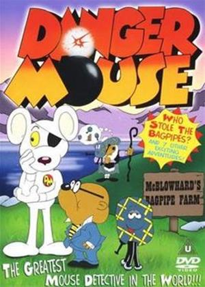 Danger Mouse: Who Stole the Bagpipes? Online DVD Rental
