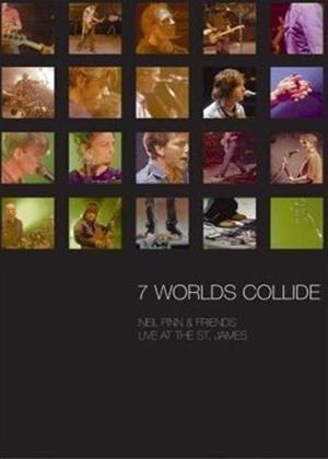 Neil Finn and Friends: Seven Worlds Collide: Live at the St. James Online DVD Rental