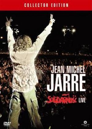 Rent Jean Michel Jarre: Solidarnosc Online DVD Rental