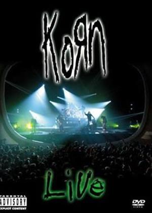Korn: Live at Hammerstein: Koast to Koast Online DVD Rental