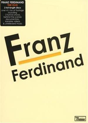 Franz Ferdinand Online DVD Rental