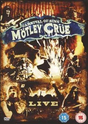 Rent Motley Crue: Carnival of Sins: Live Online DVD Rental