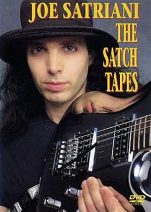 Rent Joe Satriani: The Satch Tapes Online DVD Rental