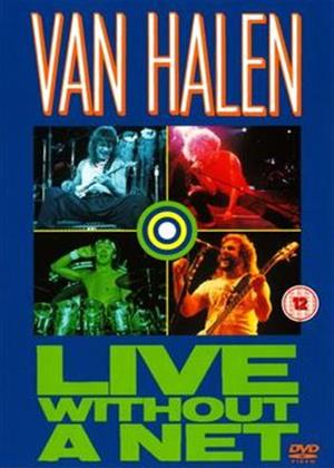 Van Halen: Live Without a Net Online DVD Rental